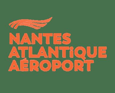 logo aéroport nantes